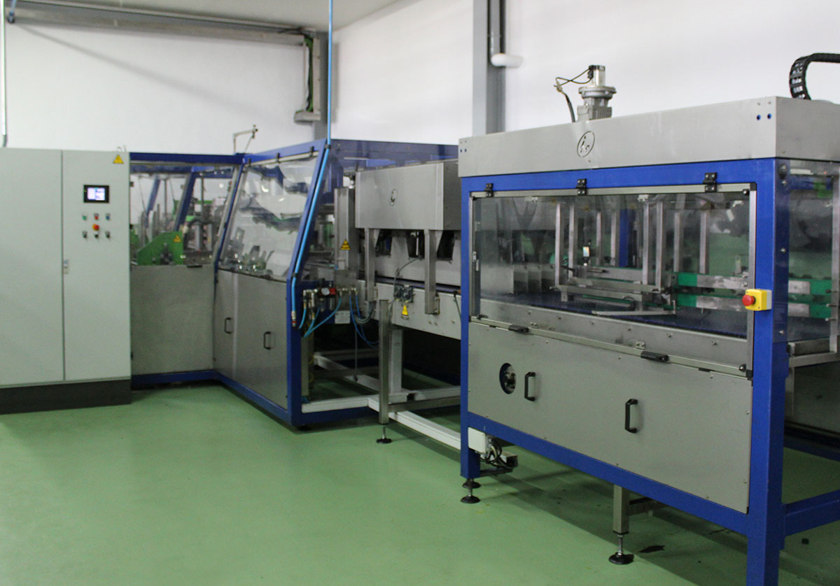 Encajonadora wrap-around IPR-5000 series