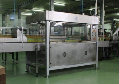 Distribuidor dinámico de envases DHS-5000
