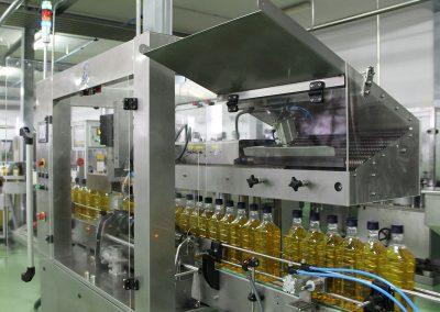 Capsuladora de botellas